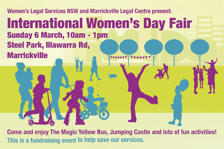 International Women's Day Fair 2016