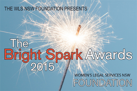 The Bright Spark Awards 2015